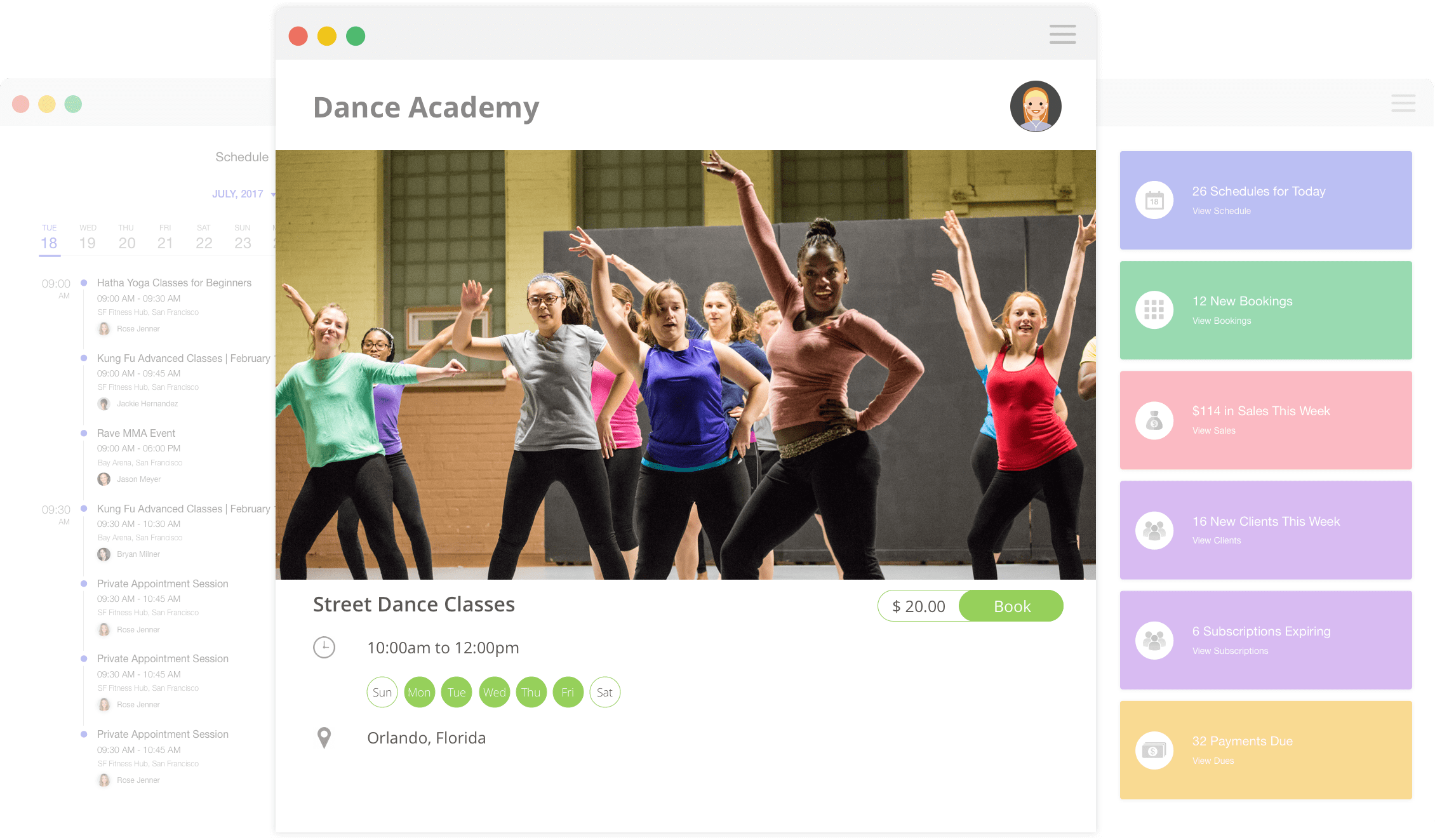Dance Studio Software - Management and Accounting | Omnify