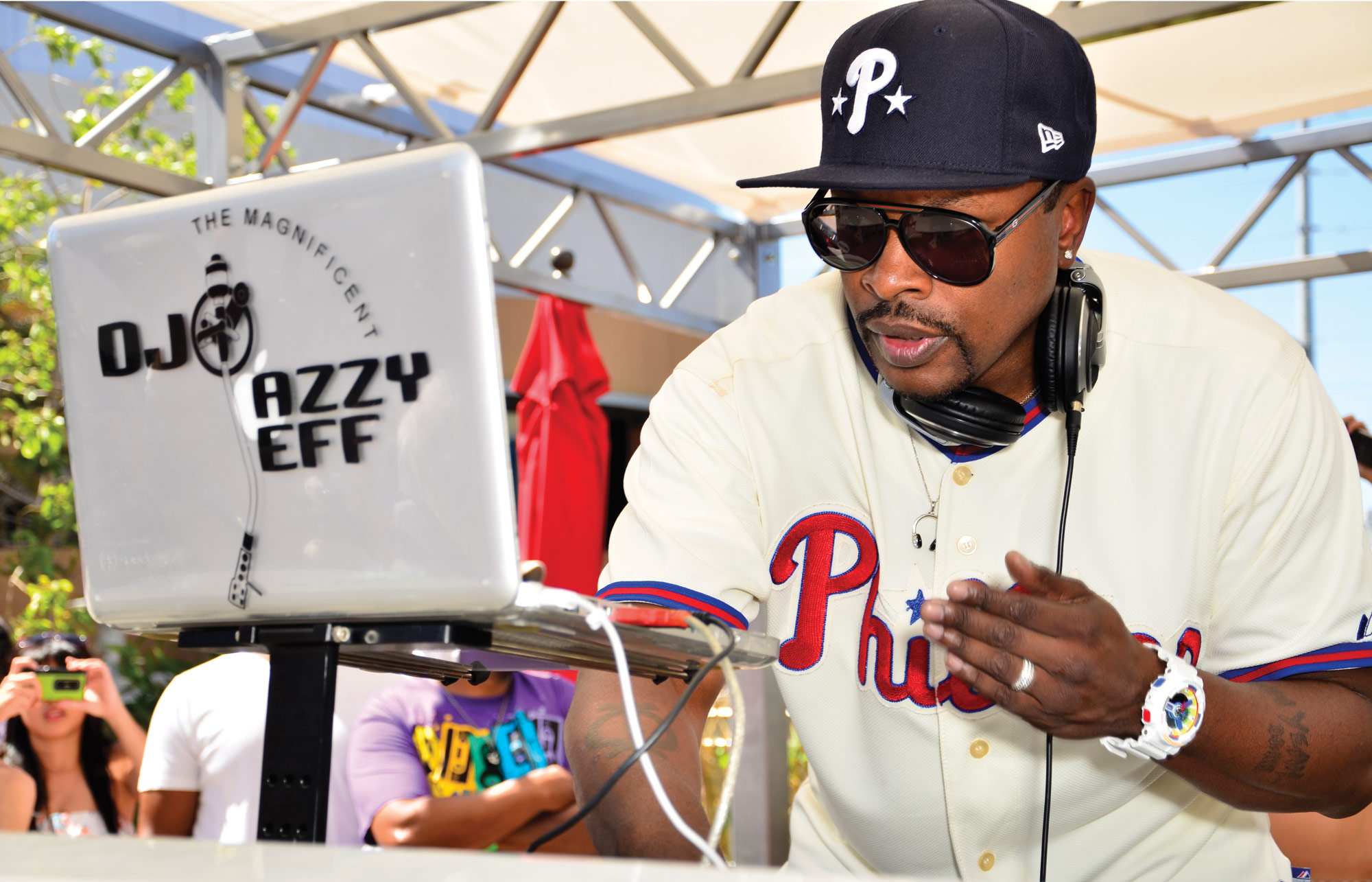 DJ Jazzy Jeff To Headline 'Camden Rising' Concert at DNC July 28th