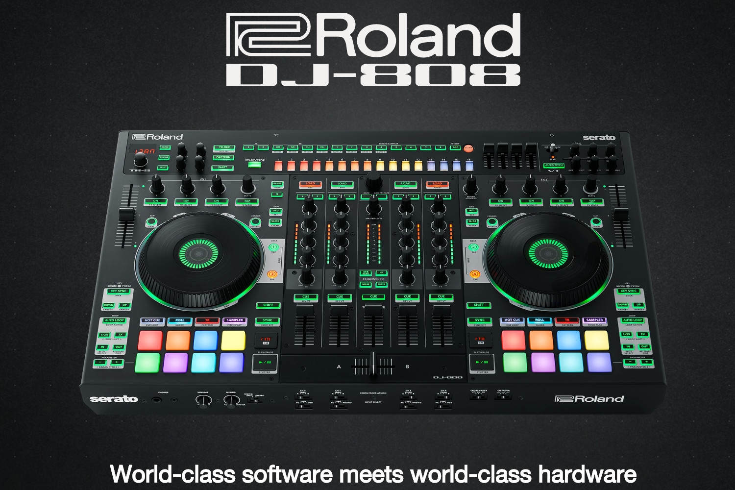 Roland x Serato  Announcement  what it could mean for Real DJs