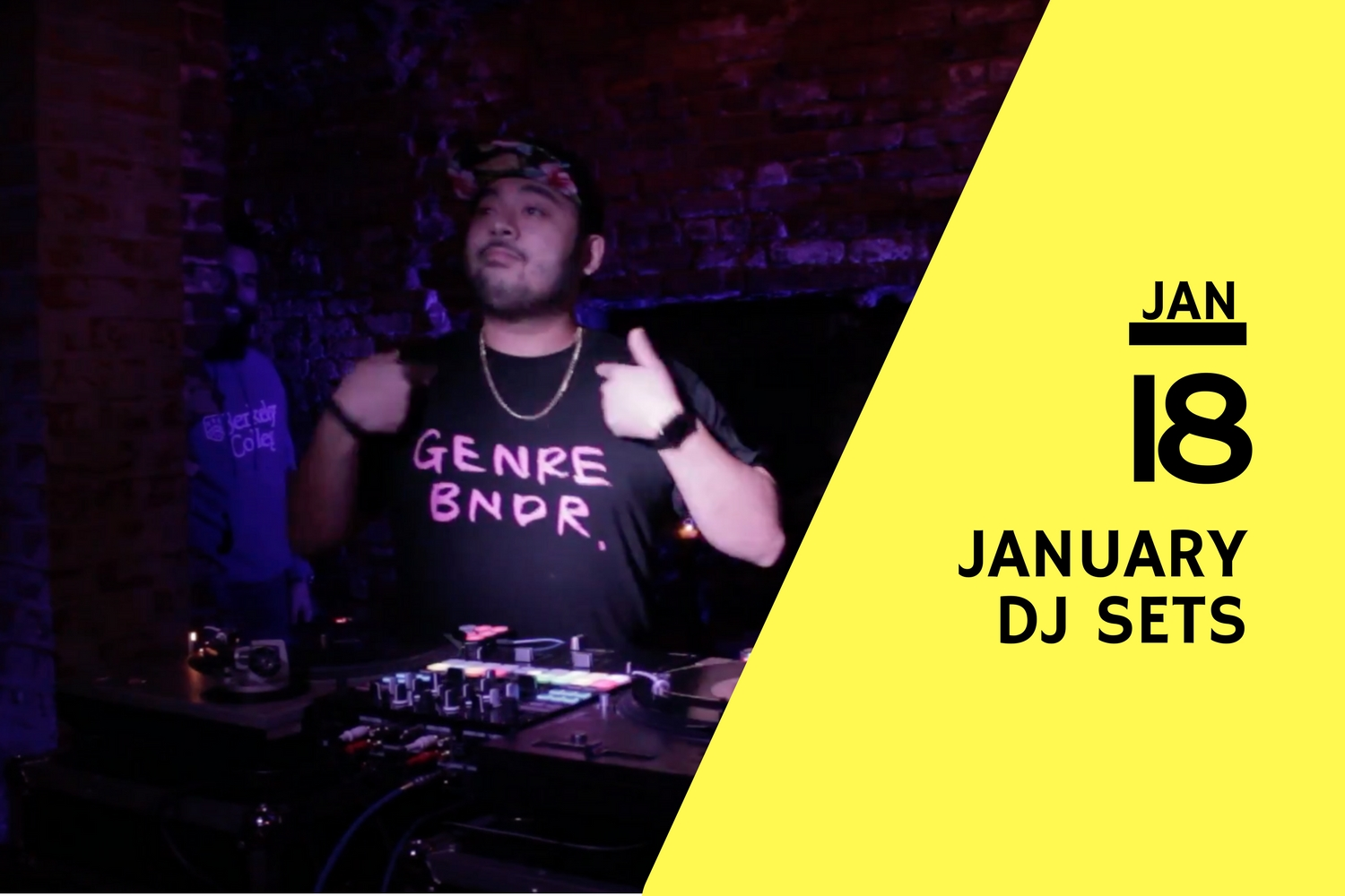 January Winning DJ Sets