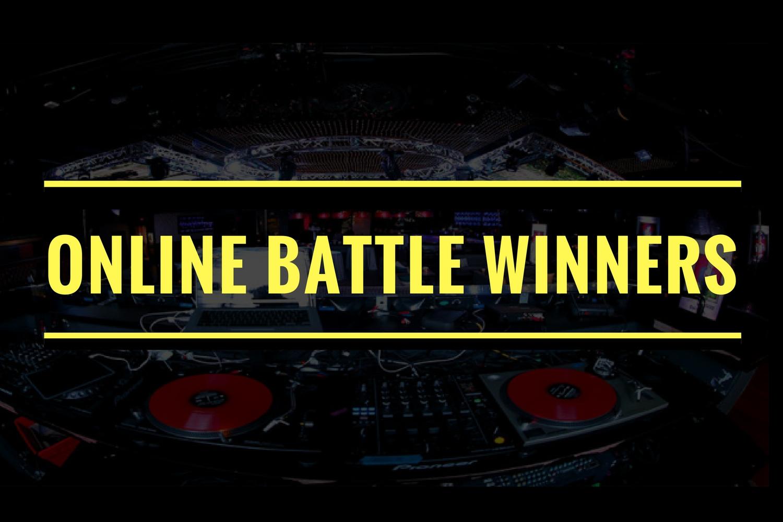 Online Battle Winners