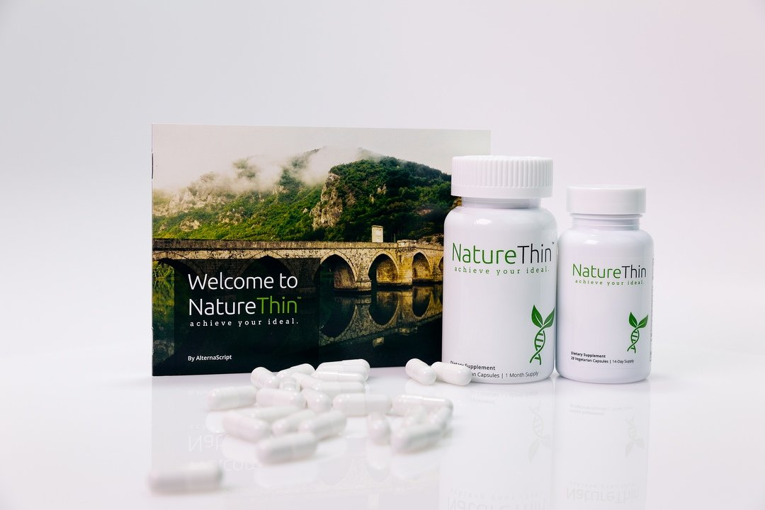 NatureThin for healthy weight-loss
