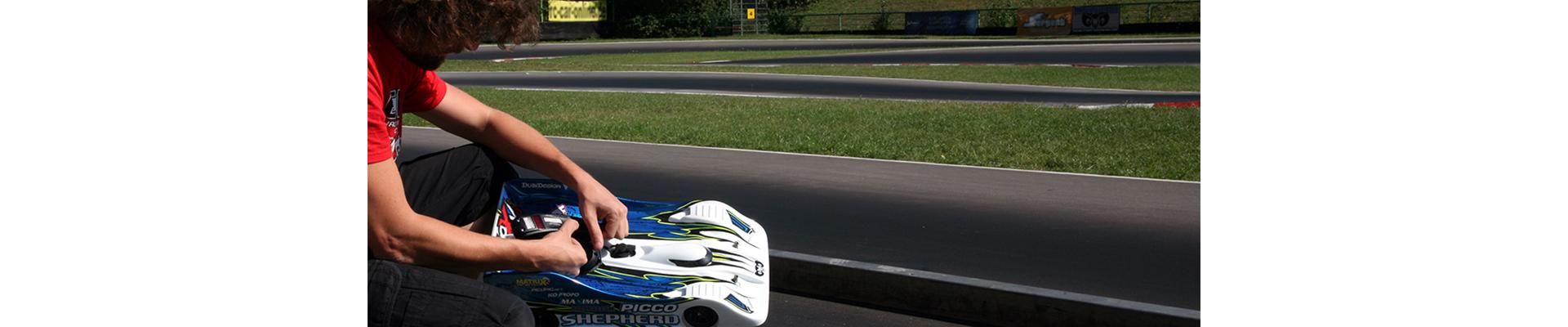 Micro racing punktgenaue temperaturkontrolle