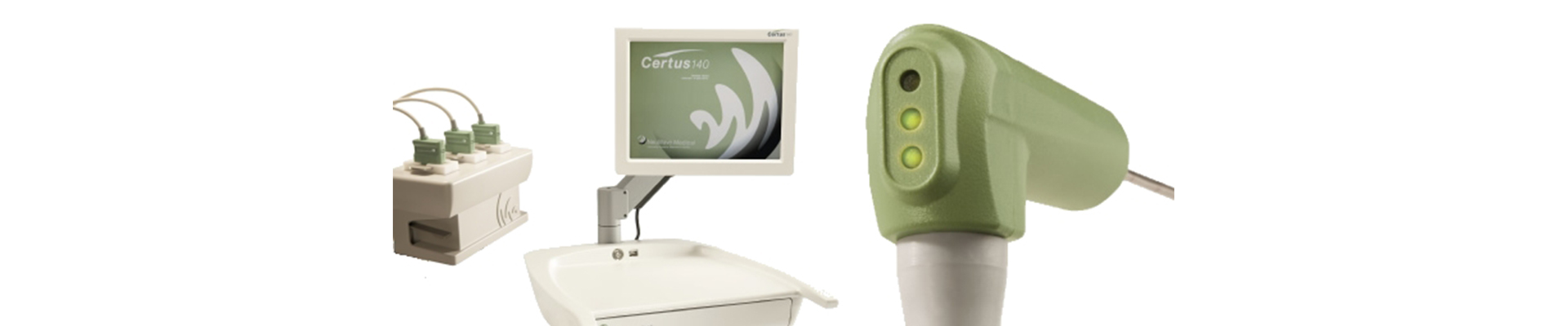 Certus cooling system from NeuWave Medical Inc.