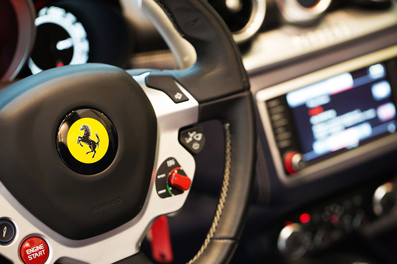 Ferrari Wheel