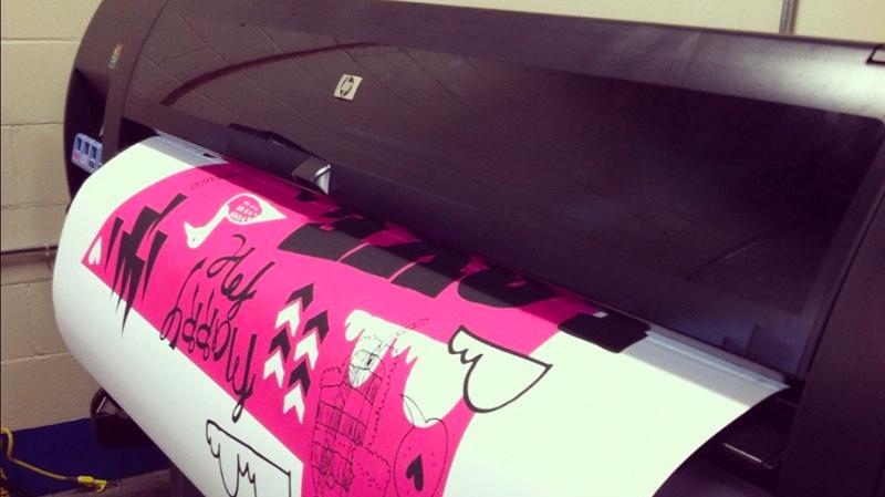 Graphic Printer