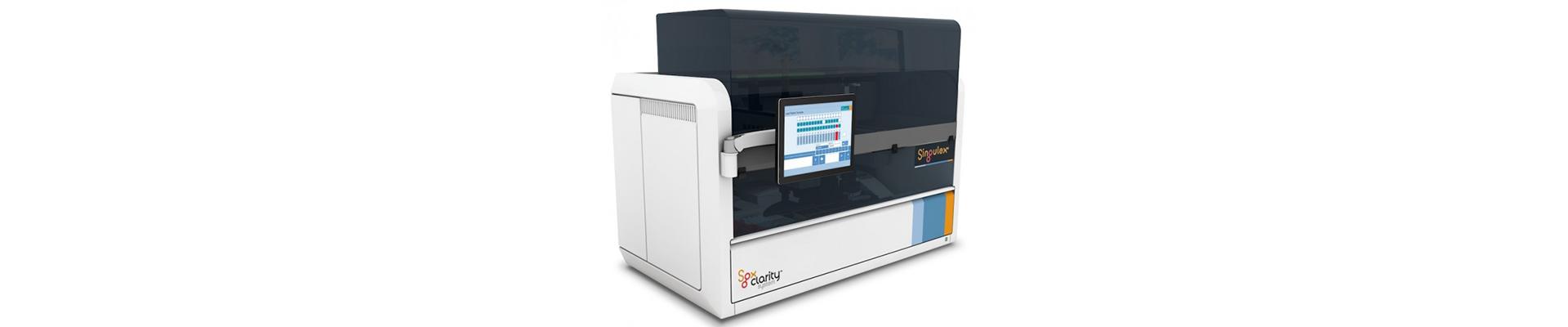 Singulex Clarity System