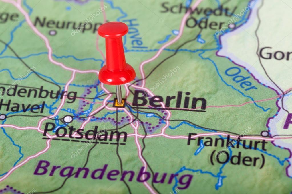 berlin térkép Mentor Talent's Guide to Relocating to Berlin berlin térkép