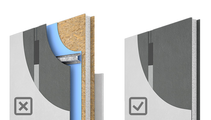 Oriented Stand Board versus Fibre Cement SIPS