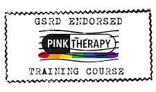 GSRD Aware Trainer Pink Therapy