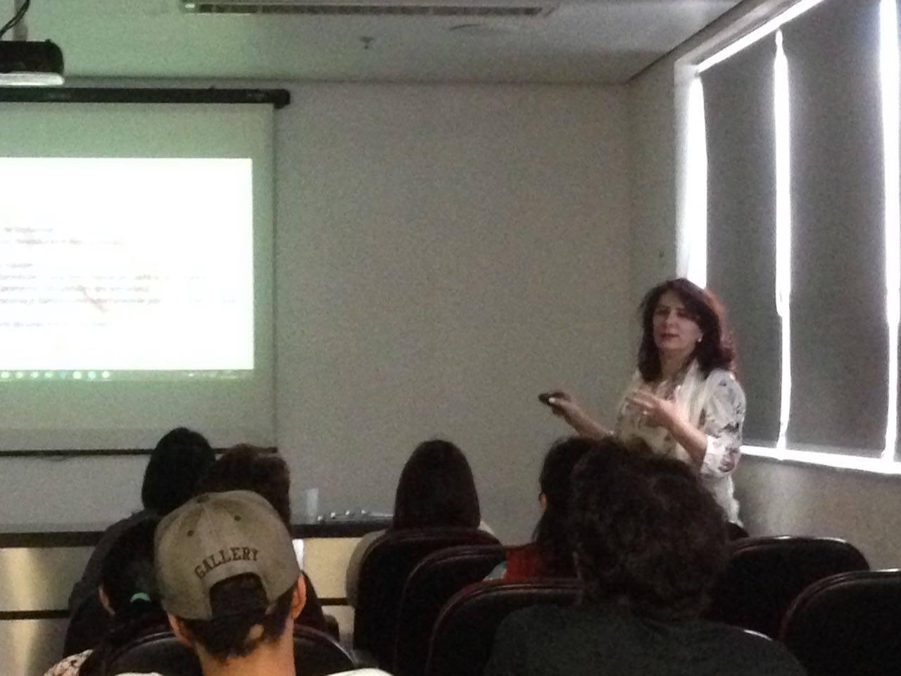Angela Gardinalli palestra Empreendedorismo Feminino na Prática