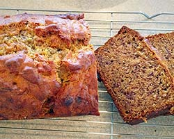 Tweet Banana Bread