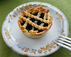 Tweet Sweet Mini Pies