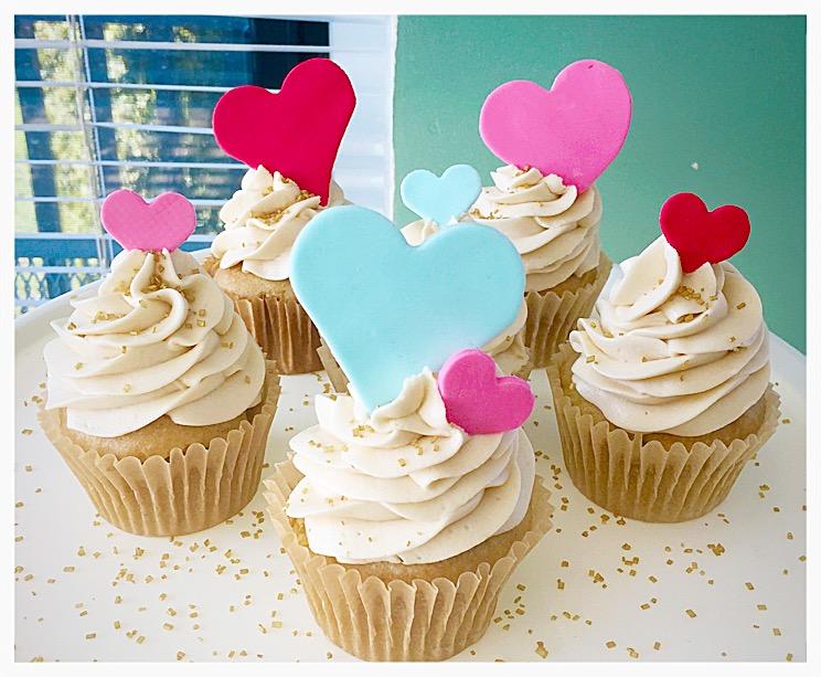 GlutenFreeDairyFreeVanillaCupcakes