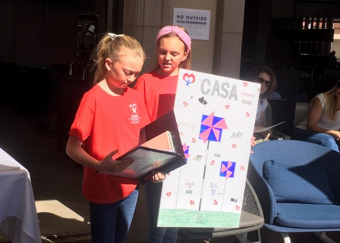 CASA-OC   Pinwheel Project