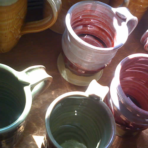 Ipswich Pottery - Pottery store and clay studio located in