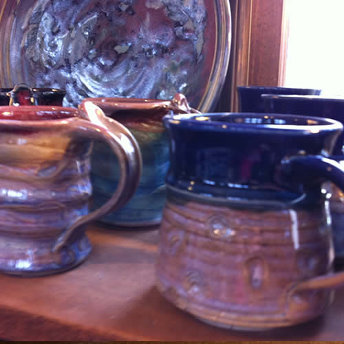 Ipswich Pottery - Pottery store and clay studio located in Ipswich, MA