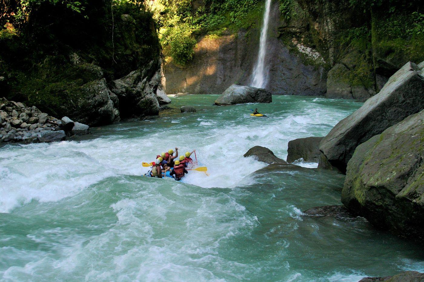 Rafting Las Huacas