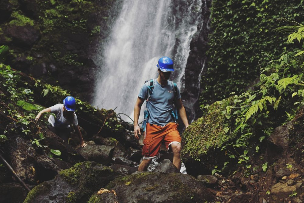 El Tigre Waterfalls hike
