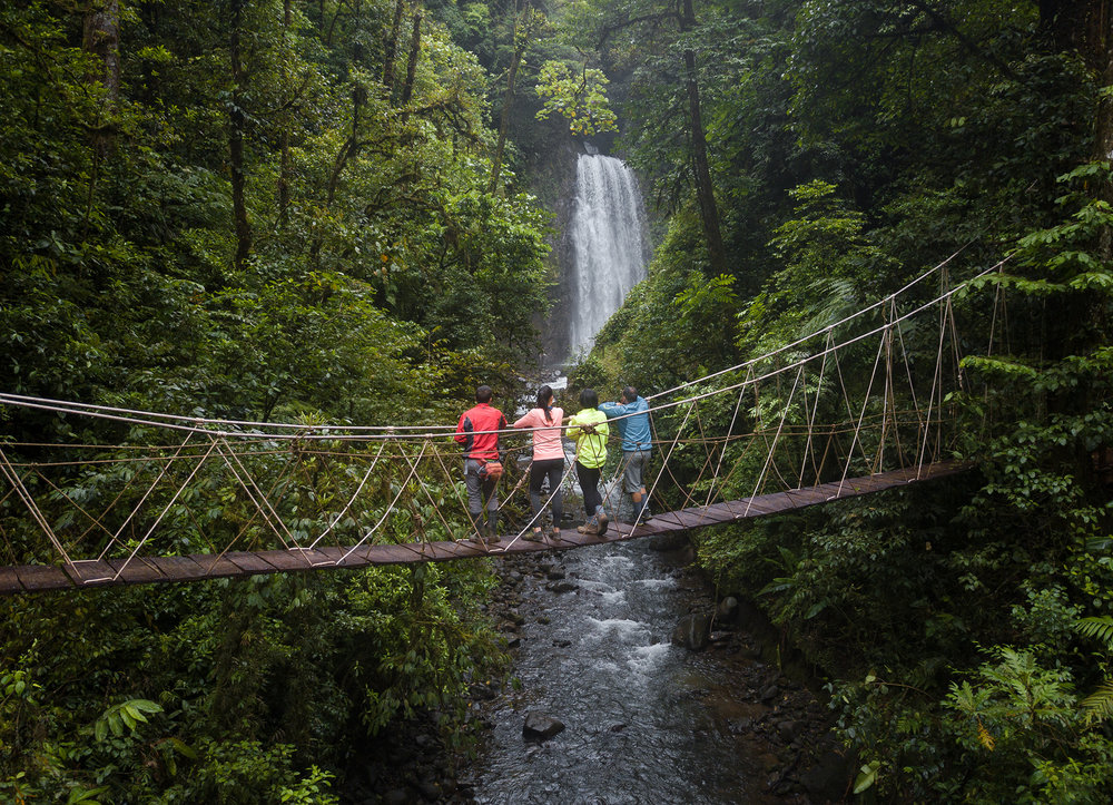 Costa Rica Family Adventure
