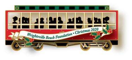 2020 Wrightsville Beach ornament