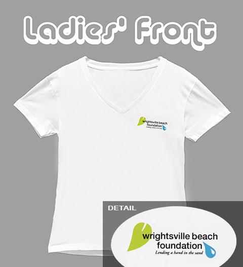 Ladies T-Shirt Front
