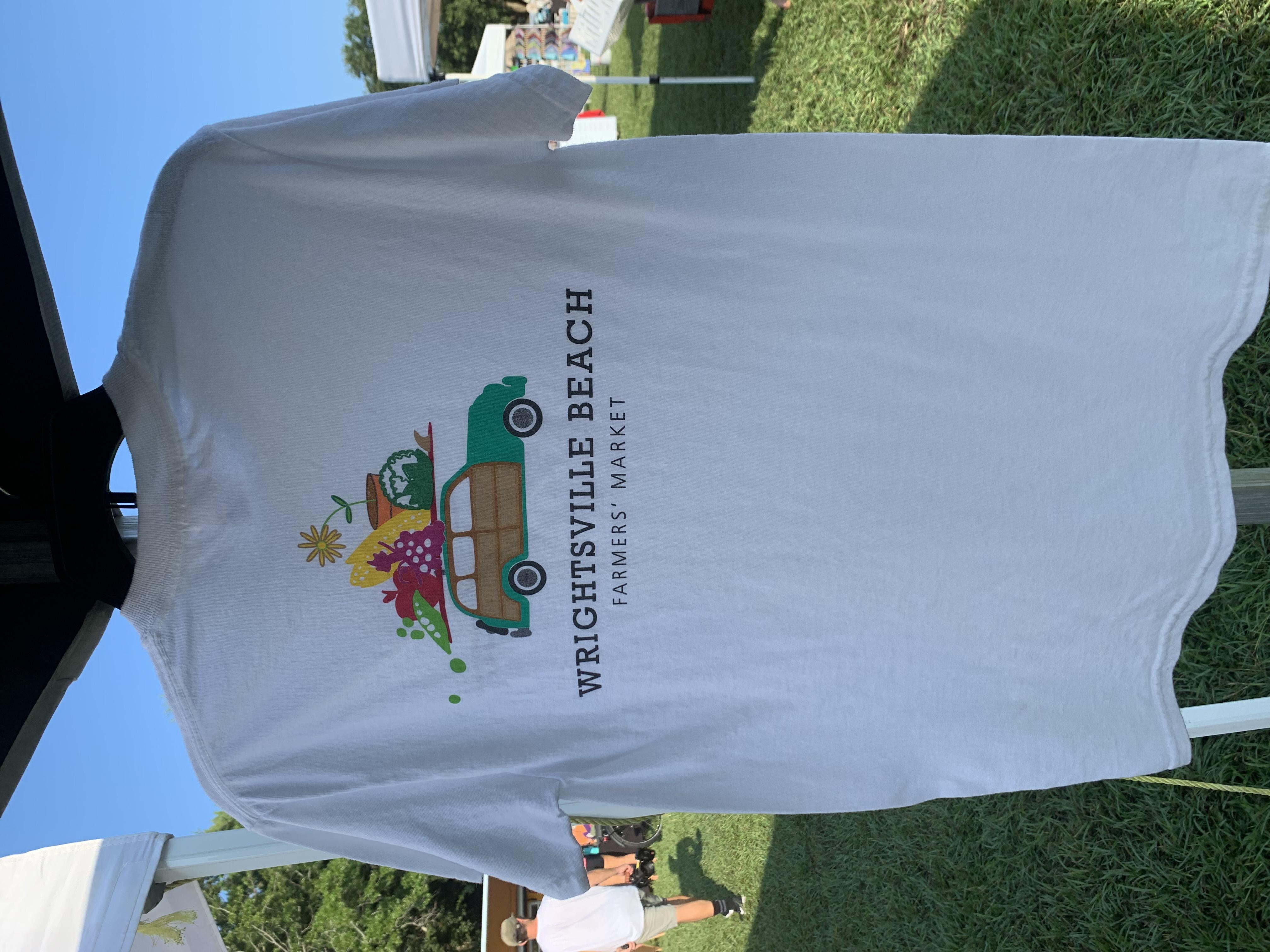 "Farmer's Market ""Woodie"" T-Shirt"