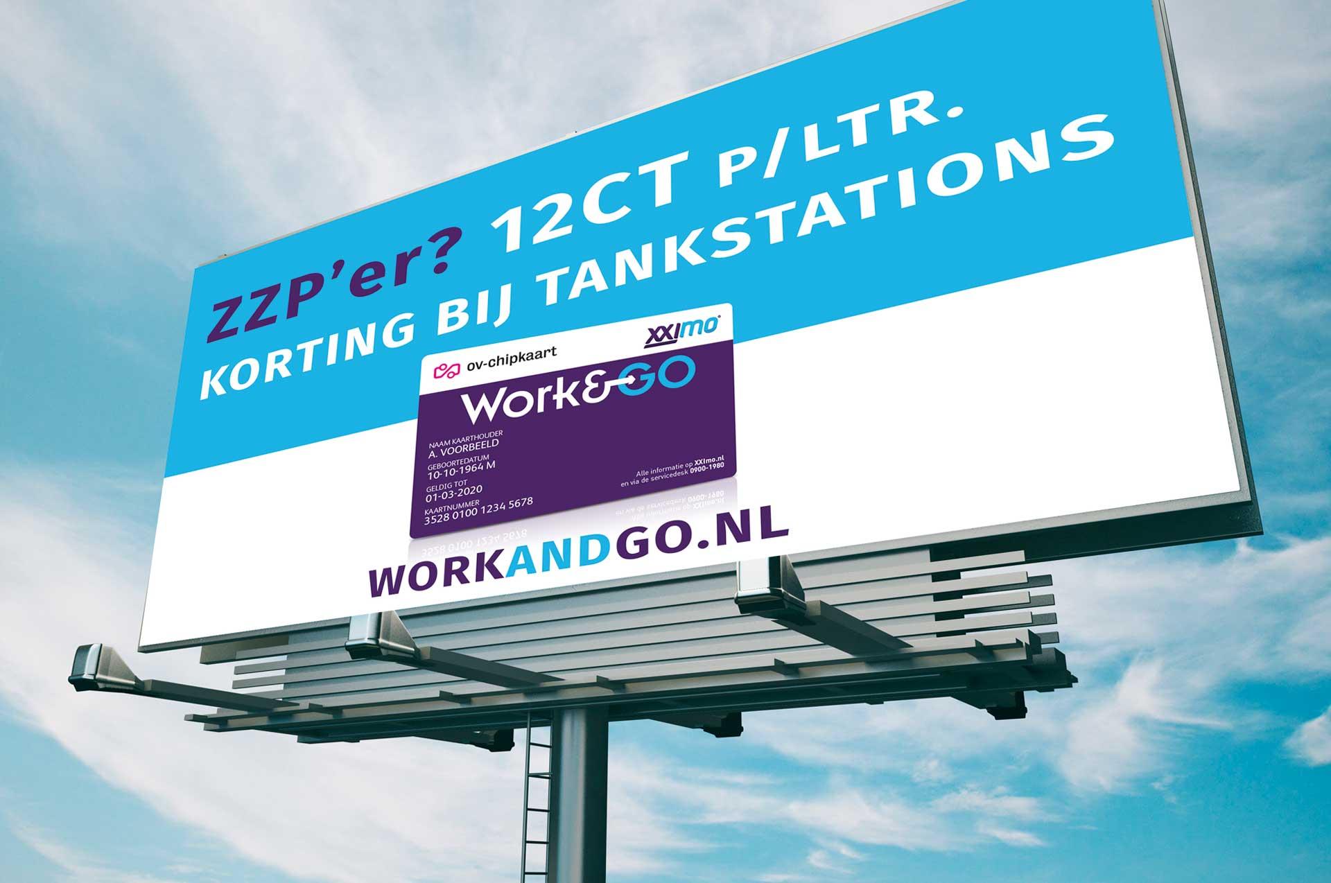Work & Go - XXImo