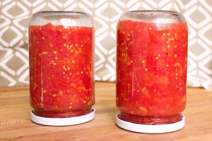 Tomato concasse