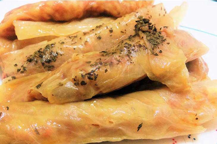Cabbage sarma