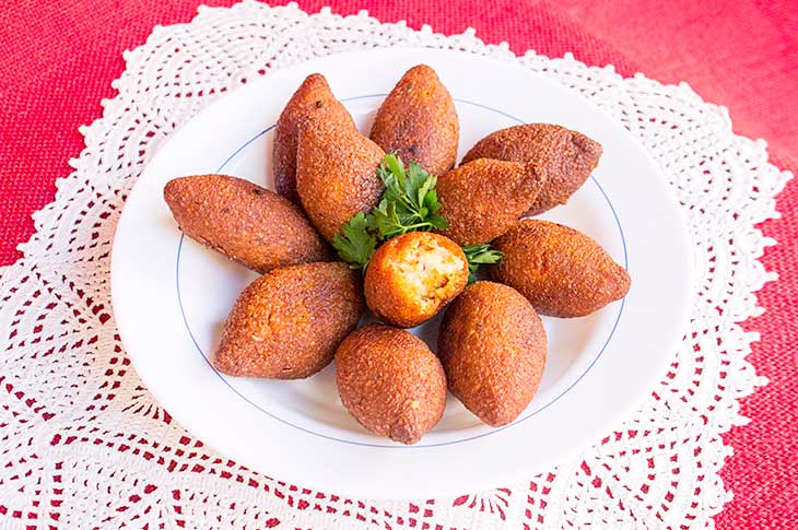 Potato Kibbeh