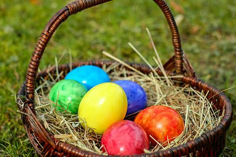 Why Do So Many People Think of Eggs at Easter?