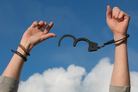 BREAKING THE CHAINS THAT BIND YOU PART 2: free your mind and your body will follow (and make sure to check out the last week's blog to get the full picture!)