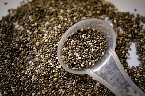 Everything You Ever Wanted to Know About Chia Seeds