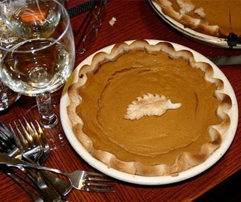 Jessica's Paleo Pumpkin Pie…so good you'll stop saving it for special occasions!