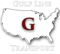 Gulf Line Transport Logo