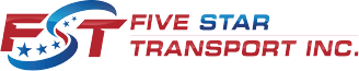 Five star Transport INC logo