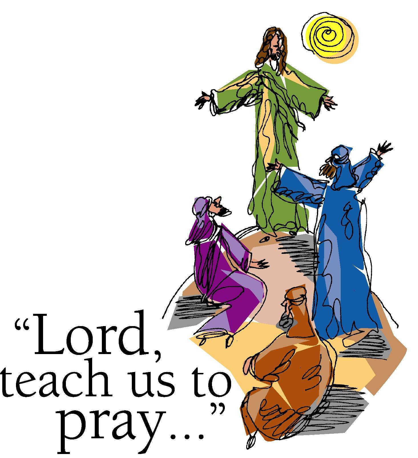 Prayer jesus taught us to pray