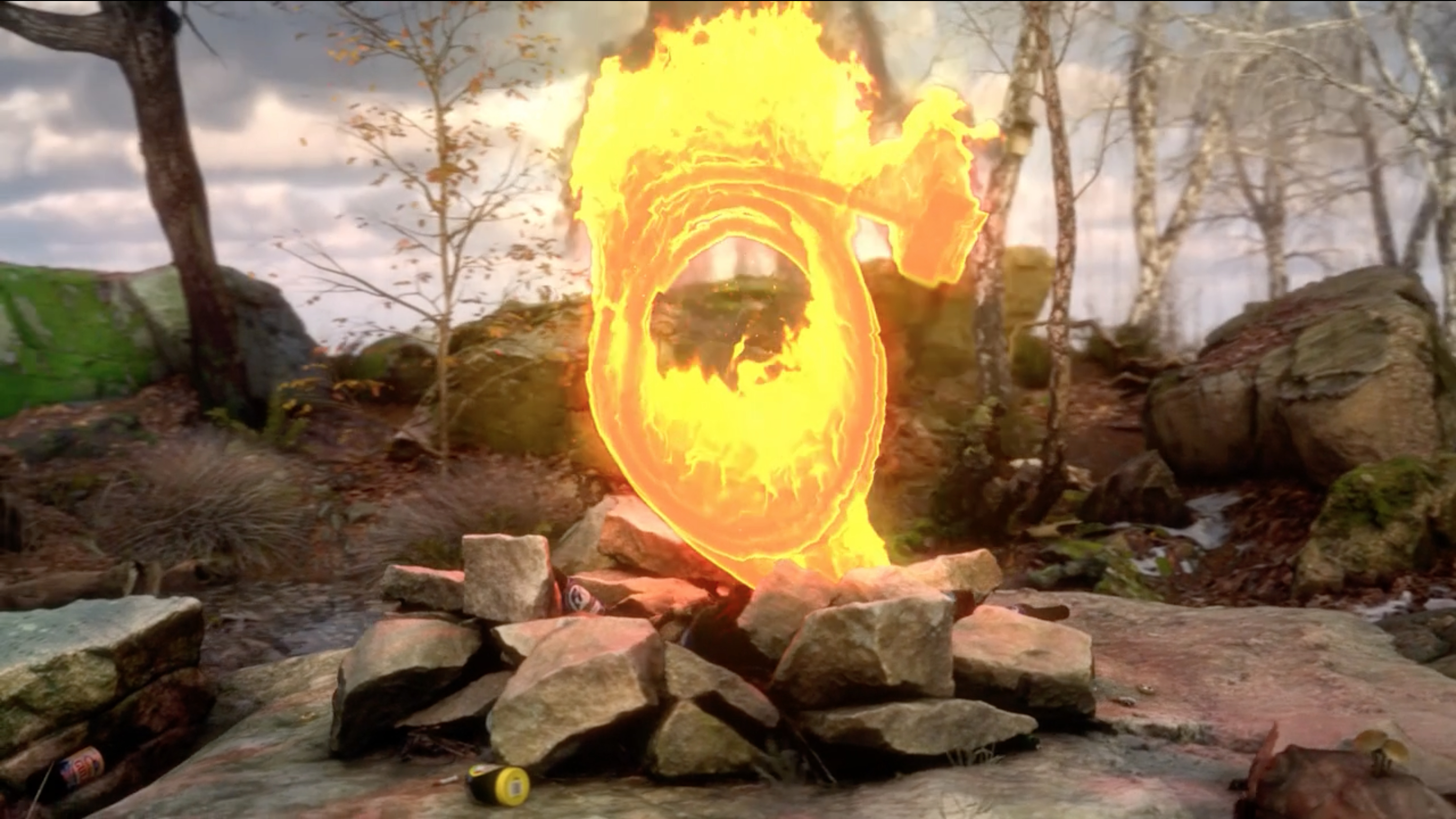 Rustan Söderling, Eternal September, 2015, video still. Tenderpixel.