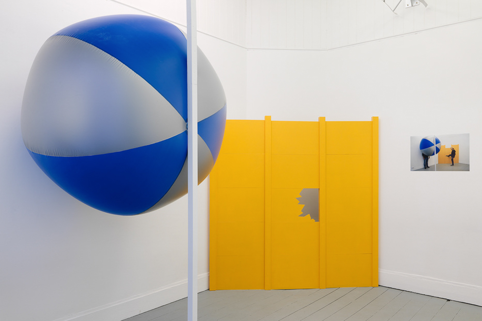 Feiko Beckers, The Exact Opposite of the Exact Opposite. Tenderpixel.
