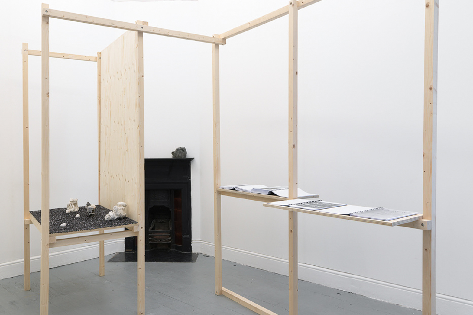 Timothy Ivison and Julia Tcharfas, The Conquest of Gravity as Such. Tenderpixel.
