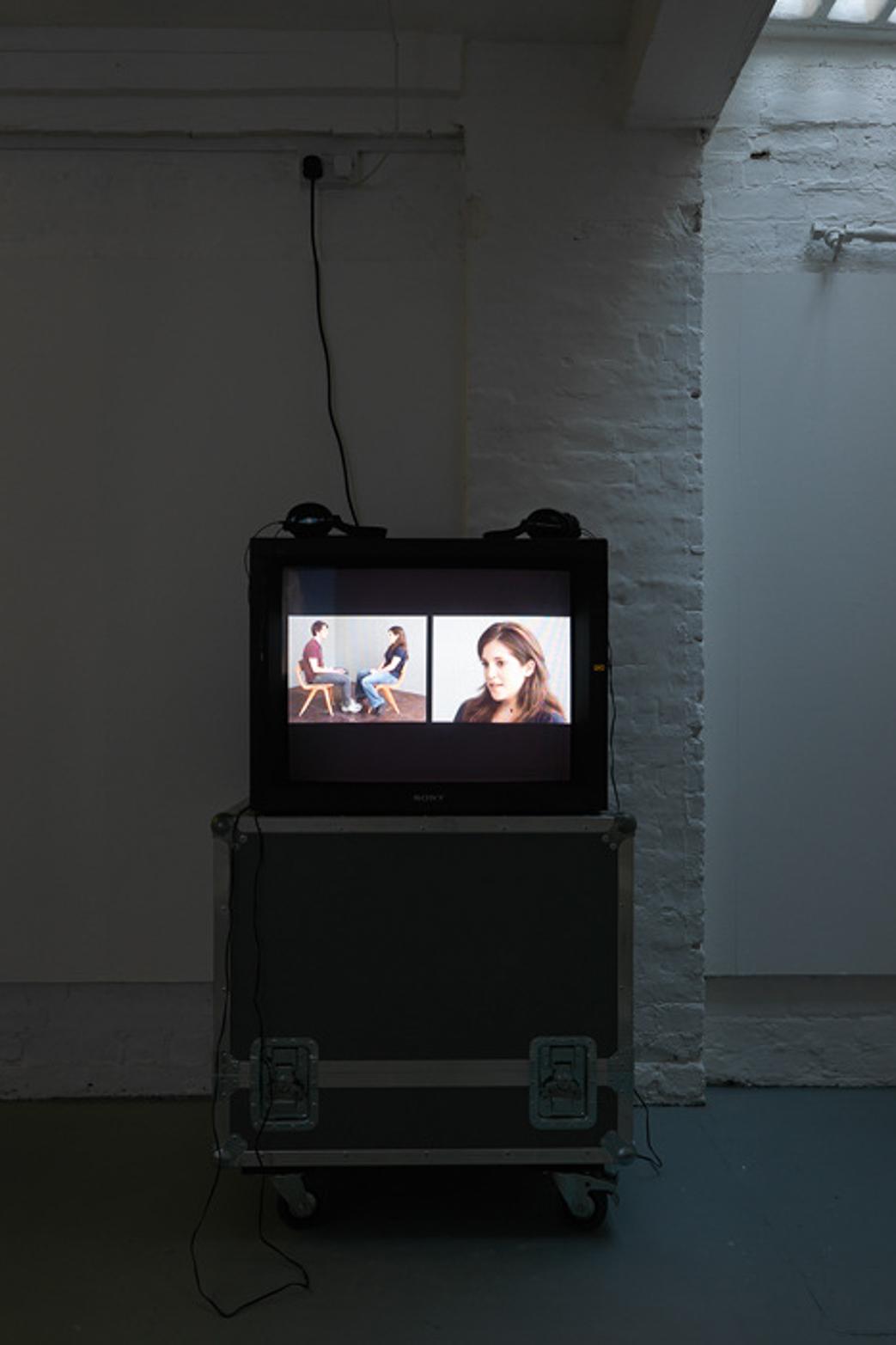 Anja Kirschner and David Panos, Living Truthfully Under Imaginary Circumstances.