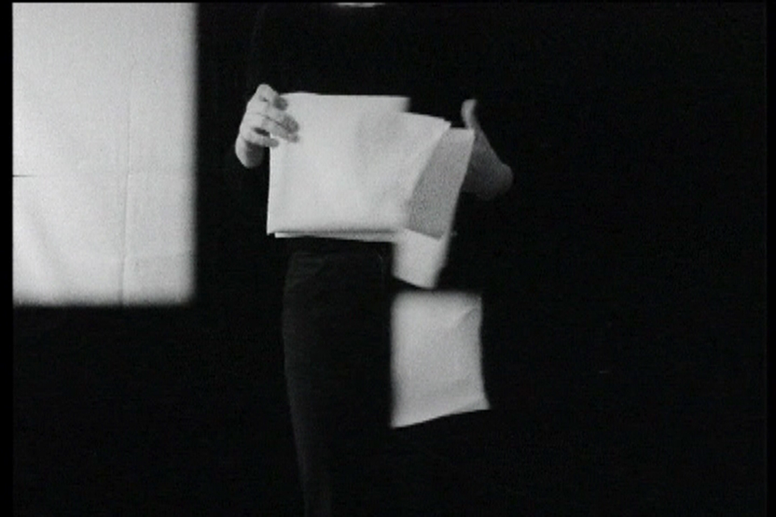 Dóra Maurer. Timing, 1973-80, film still. Courtesy of Tenderpixel.