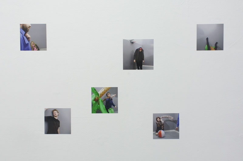 Bjørn Venø, Licensed Fool Workshop, Installation view.