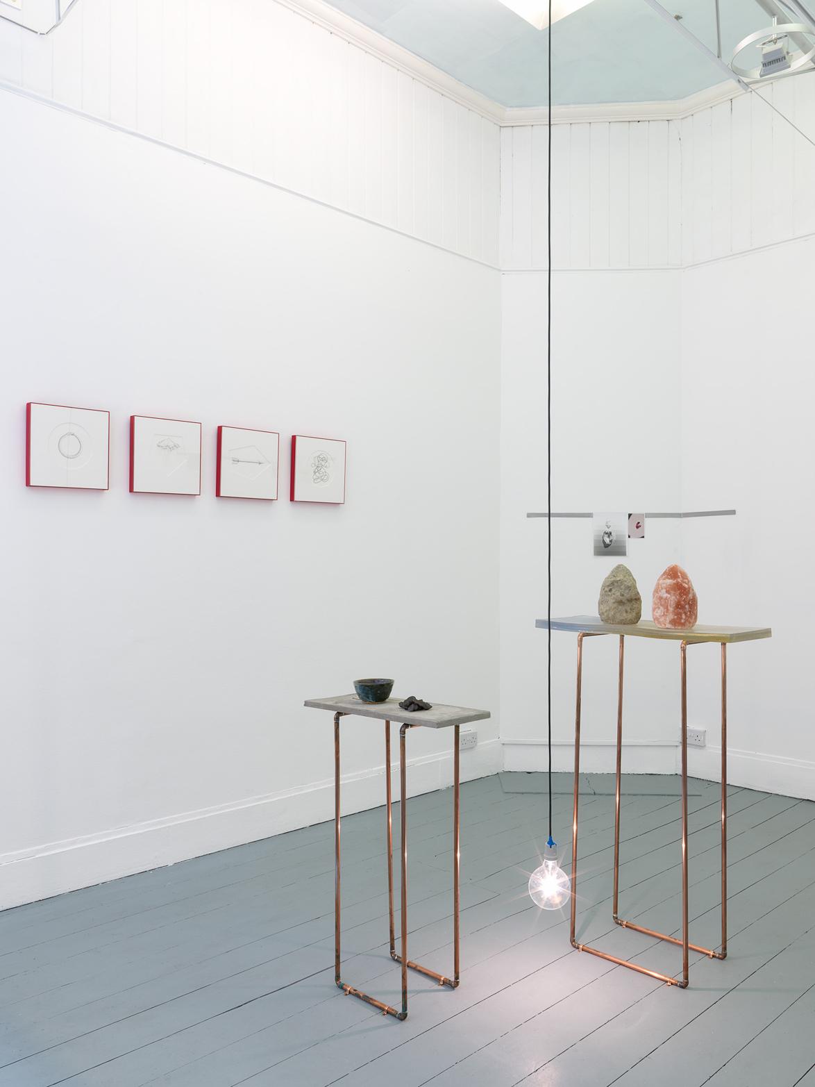 Kentaro Yamada, Cathy Haynes, Fay Nicolson. Tenderpixel Gallery.