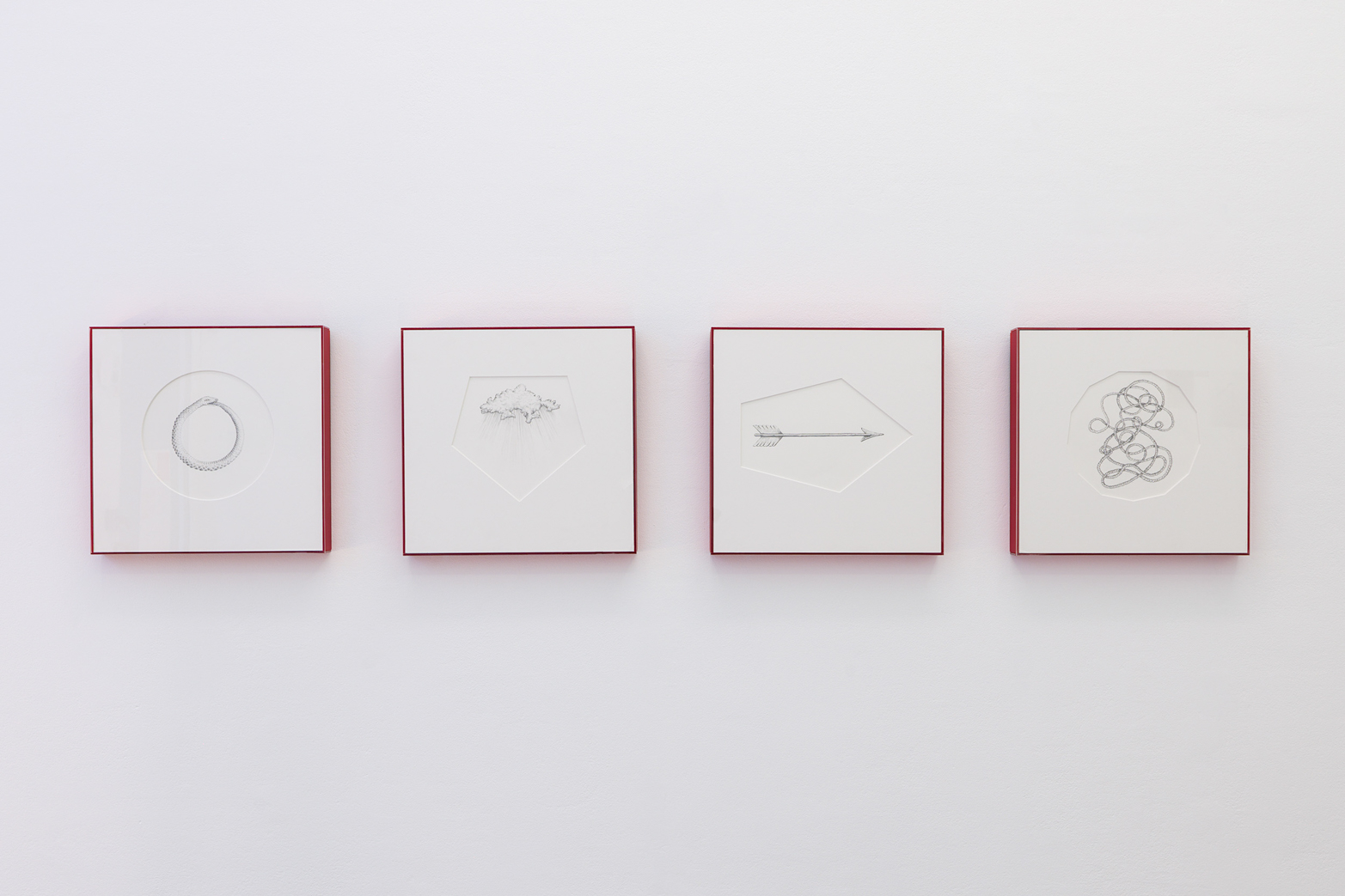 Cathy Haynes, Four Geometries of Time.Tenderpixel Gallery.