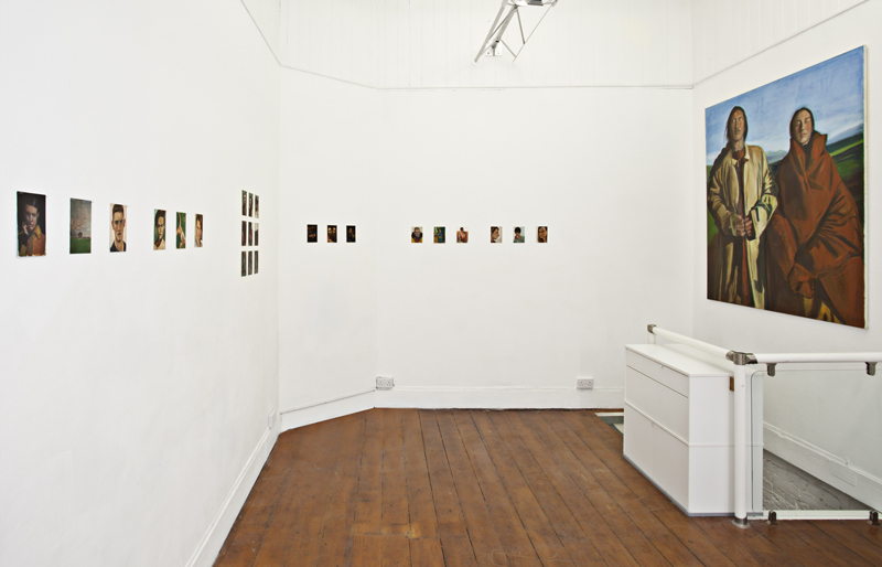 Hvroje Majer, Installation view.