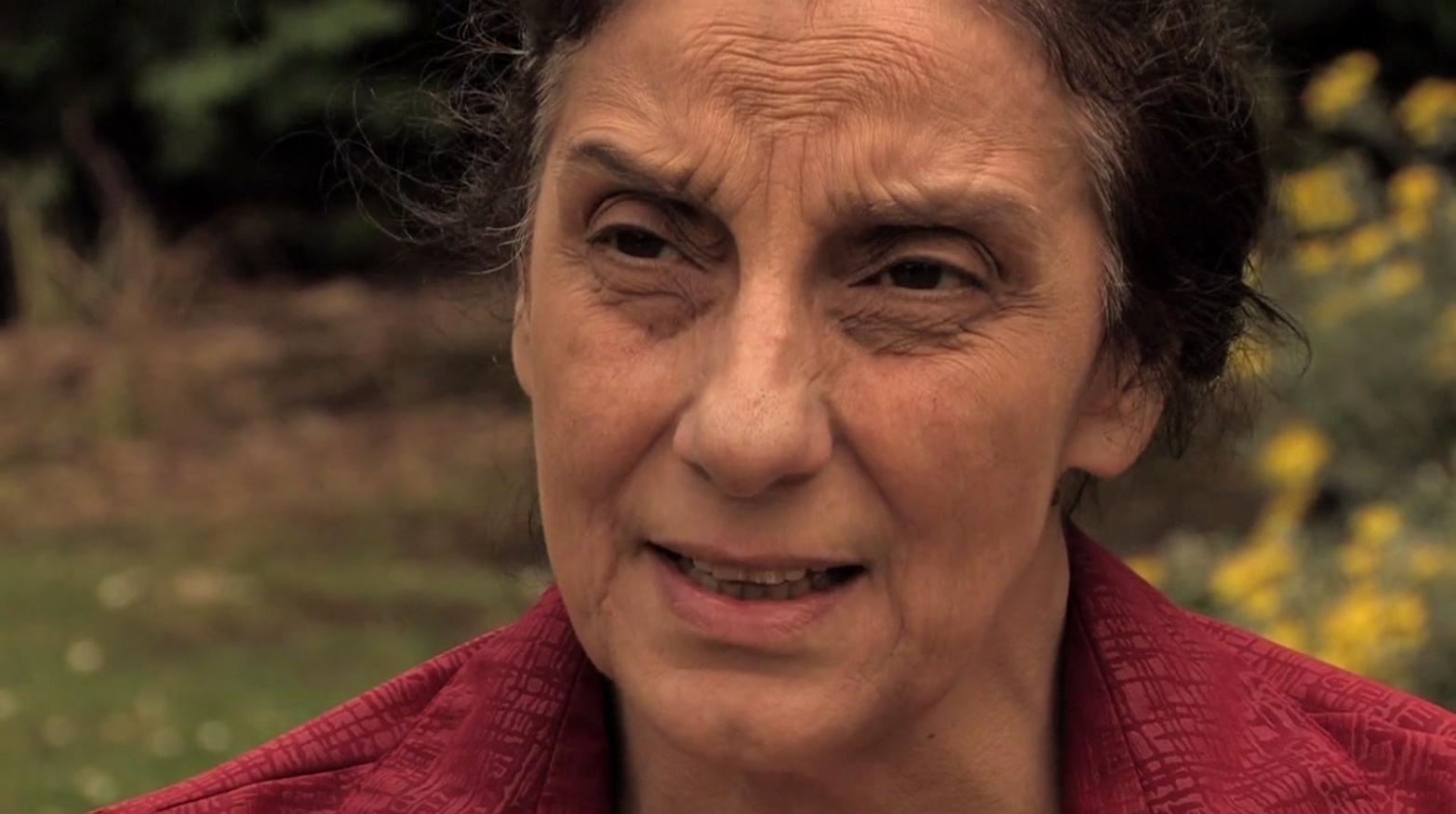 Rehana Zaman, Iron Maiden (Ambridge), 2011, video still.