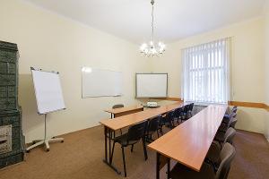 Pirron training room