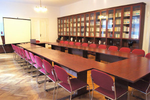 Ruby conference room